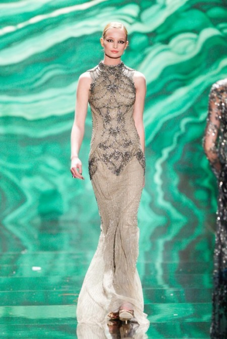 MONIQUE LHUILLIER  FW 2013 COLLECTION (36)