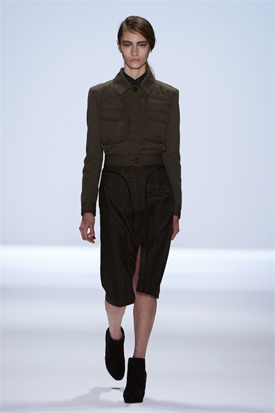 RICHARD CHAI FW 2013 COLLECTION