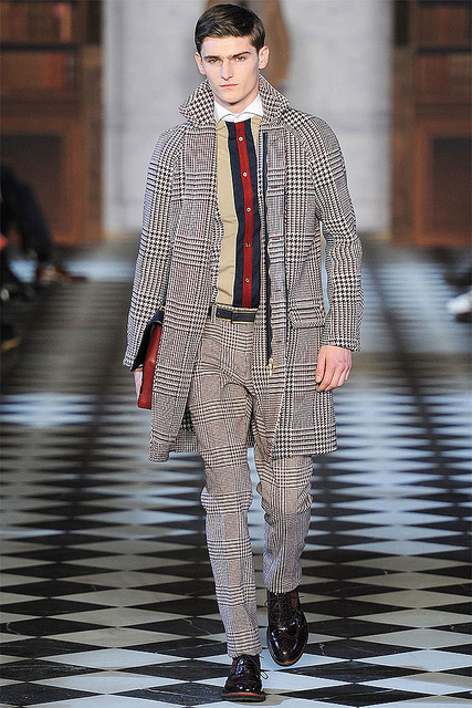 TOMMY HILFIGER MENS FW 2013 COLLECTION (1)