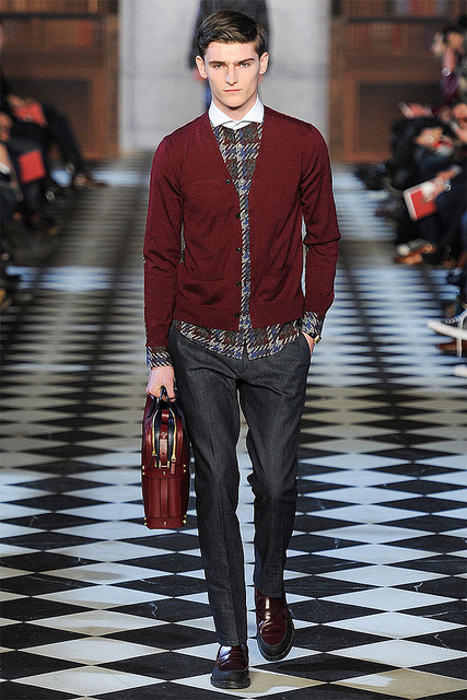 TOMMY HILFIGER MENS FW 2013 COLLECTION (26)
