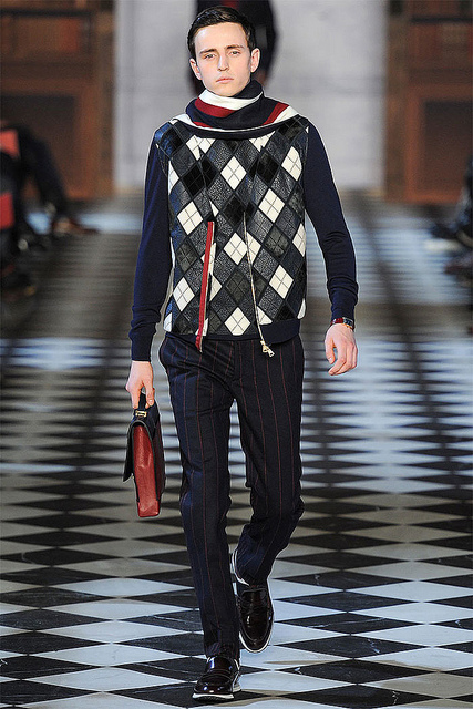 TOMMY HILFIGER MENS FW 2013 COLLECTION (30)