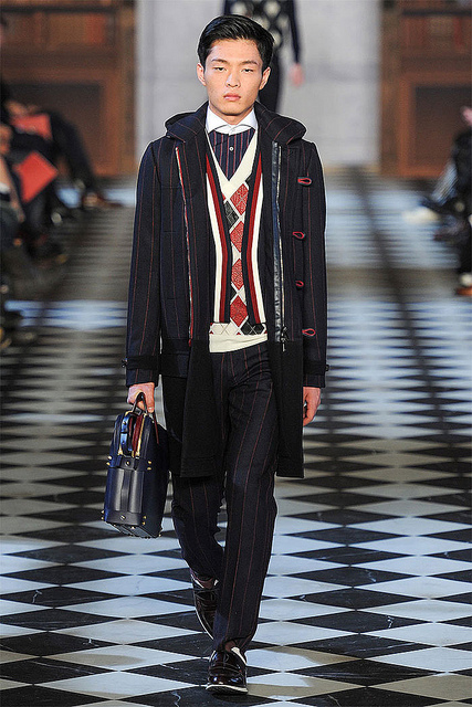 TOMMY HILFIGER MENS FW 2013 COLLECTION (32)