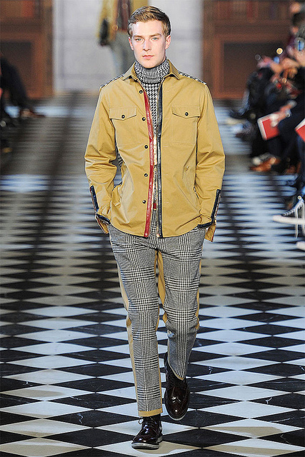 TOMMY HILFIGER MENS FW 2013 COLLECTION (4)