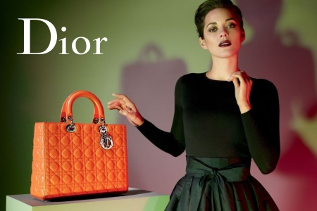 CHRISTIAN DIOR - LADY DIOR HANDBAGS 2013 (1)