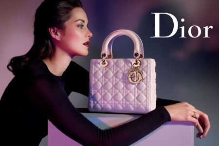 CHRISTIAN DIOR - LADY DIOR HANDBAGS 2013