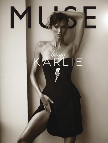 MUSE MAGAZINE #33 KARLIE KLOSS