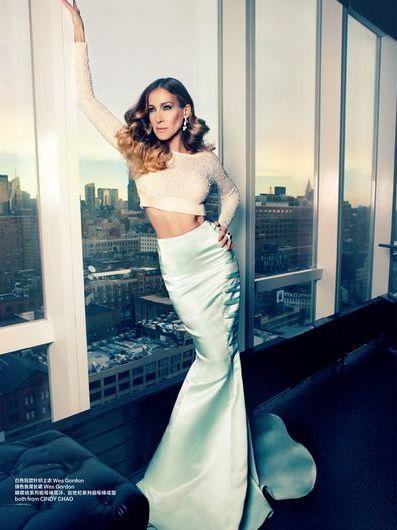 SARAH JESSICA PARKER - HARPER BAAZAR CHINA MARCH 2013 (4)