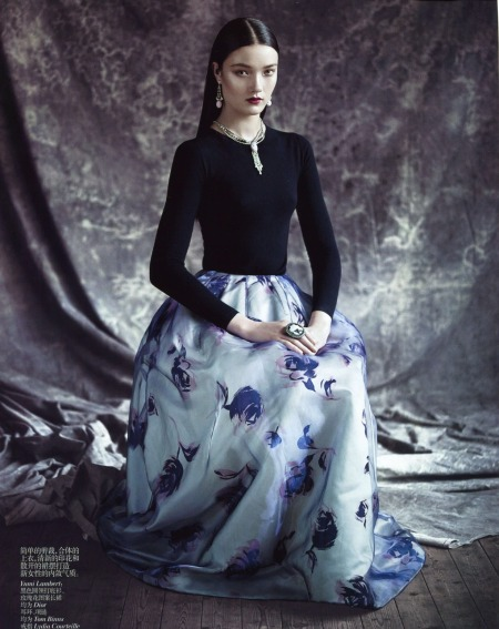 VOGUE CHINA APRIL 2013 (2)