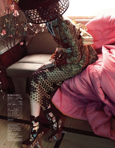 VOGUE JAPAN APRIL 2013 NADJA BENDER (11)