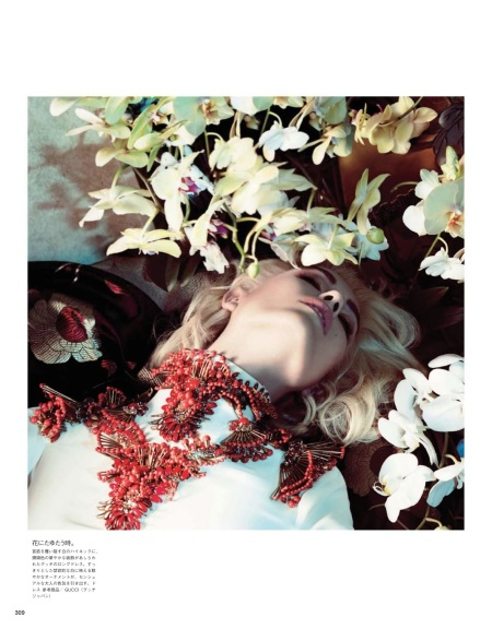 VOGUE JAPAN APRIL 2013 NADJA BENDER (2)