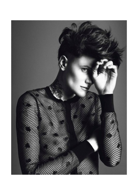VOGUE PARIS MARCH 2013 SAKIA DE BRAUW GENRE LEGLER (11)