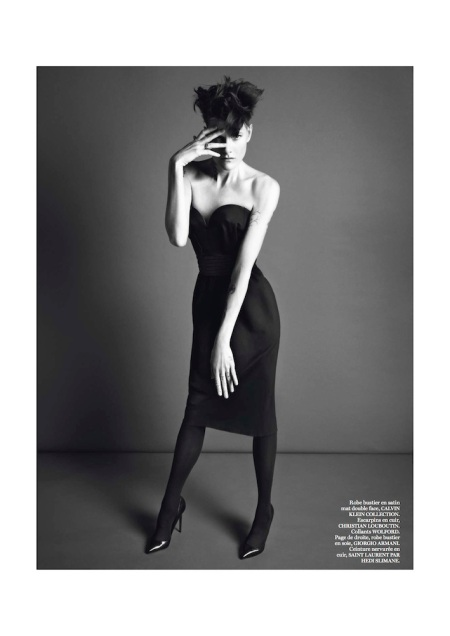 VOGUE PARIS MARCH 2013 SAKIA DE BRAUW GENRE LEGLER (8)