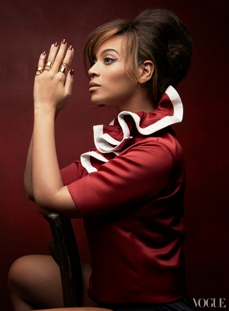 VOGUE US MARCH 2013 BEYONCÉ (8)