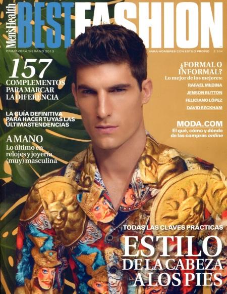 MEN'S HEALTH BEST FASHION SPAIN SPRING SUMMER RYAN BARRETT