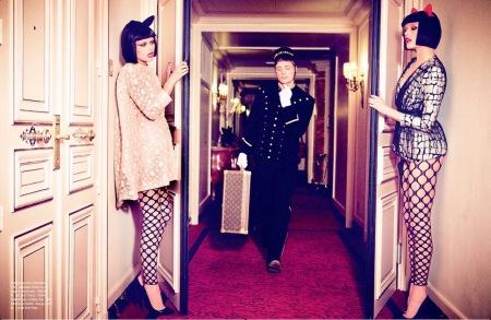NUMERO CHINA MAY 2013 ANNA EWERS & KEKE LINDGARD (6)