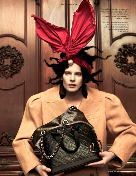 VOGUE NETHERLANDS MAY 2013 QUERELLE JANSEN (3)