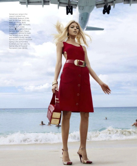 HARPERS BAZAAR US APRIL 2013 MARTHA HUNT (1)