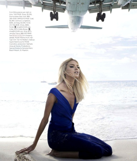 HARPERS BAZAAR US APRIL 2013 MARTHA HUNT (5)