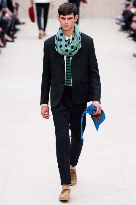 BURBERRY PRORSUM SPRING SUMMER 2014 MENSWEAR COLLECTION (12)