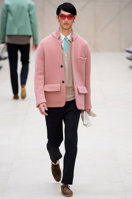BURBERRY PRORSUM SPRING SUMMER 2014 MENSWEAR COLLECTION (23)