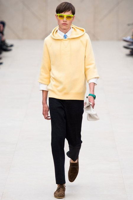 BURBERRY PRORSUM SPRING SUMMER 2014 MENSWEAR COLLECTION (25)