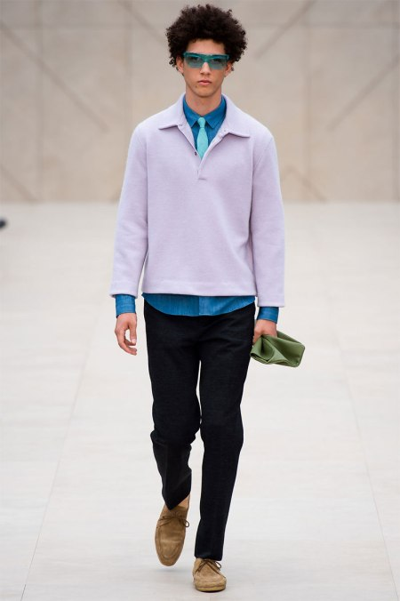 BURBERRY PRORSUM SPRING SUMMER 2014 MENSWEAR COLLECTION (27)
