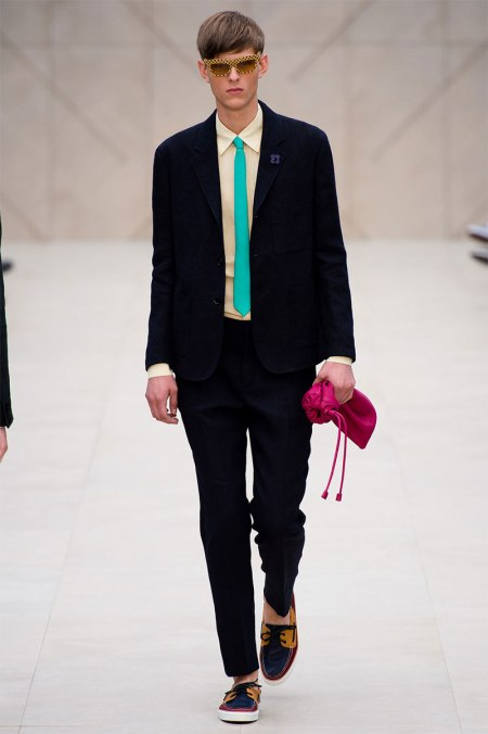 BURBERRY PRORSUM SPRING SUMMER 2014 MENSWEAR COLLECTION (29)