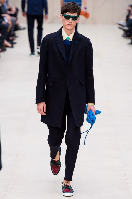BURBERRY PRORSUM SPRING SUMMER 2014 MENSWEAR COLLECTION (33)