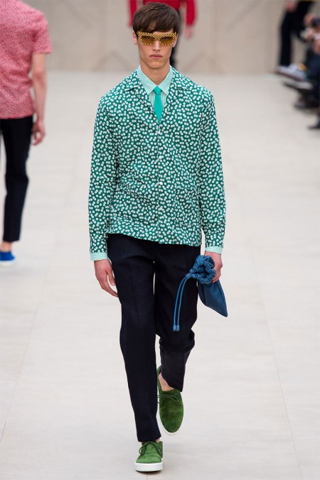 BURBERRY PRORSUM SPRING SUMMER 2014 MENSWEAR COLLECTION (40)