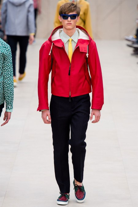 BURBERRY PRORSUM SPRING SUMMER 2014 MENSWEAR COLLECTION (41)