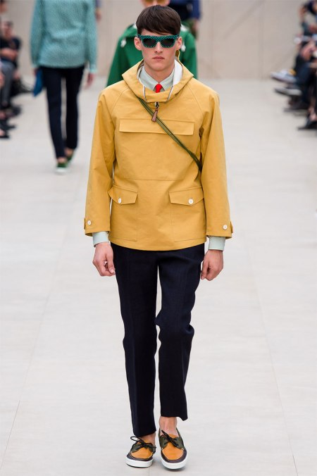 BURBERRY PRORSUM SPRING SUMMER 2014 MENSWEAR COLLECTION (42)