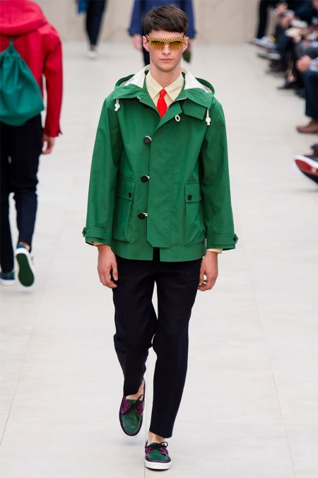 BURBERRY PRORSUM SPRING SUMMER 2014 MENSWEAR COLLECTION (43)
