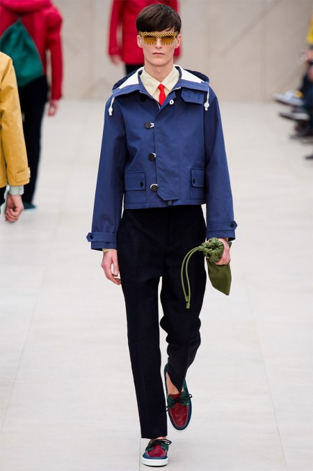BURBERRY PRORSUM SPRING SUMMER 2014 MENSWEAR COLLECTION (44)