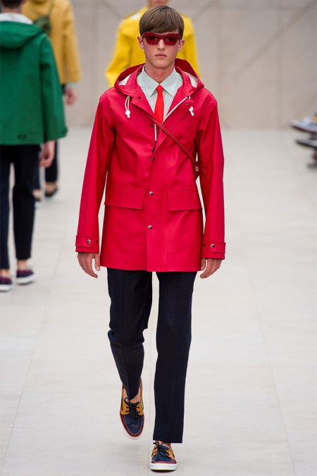BURBERRY PRORSUM SPRING SUMMER 2014 MENSWEAR COLLECTION (45)