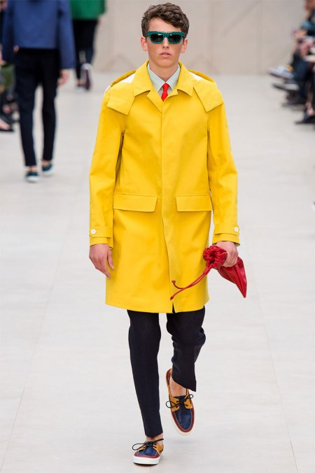 BURBERRY PRORSUM SPRING SUMMER 2014 MENSWEAR COLLECTION (46)