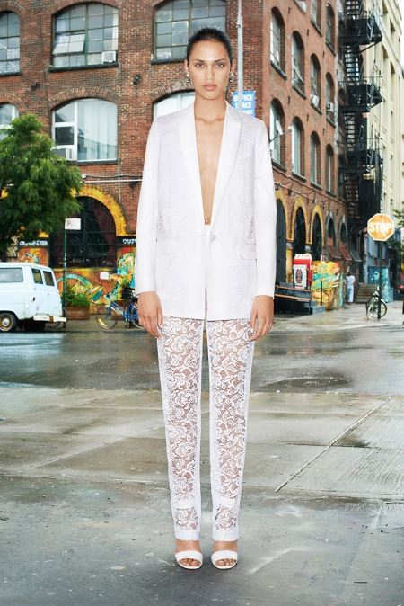GIVENCHY CRUISE 2013-2014 MEN, WOMAN (4)