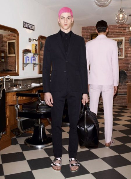 GIVENCHY CRUISE 2013-2014 MEN, WOMAN (7)