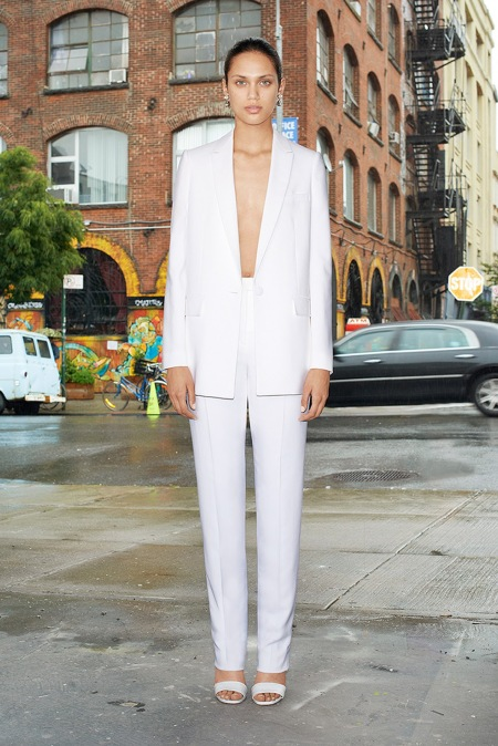 GIVENCHY CRUISE 2013-2014 MEN, WOMAN