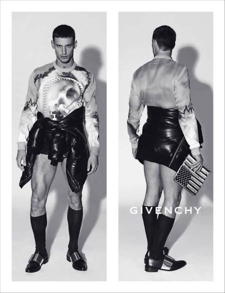 GIVENCHY FW 13.14 AD CAMPAIGN (1)