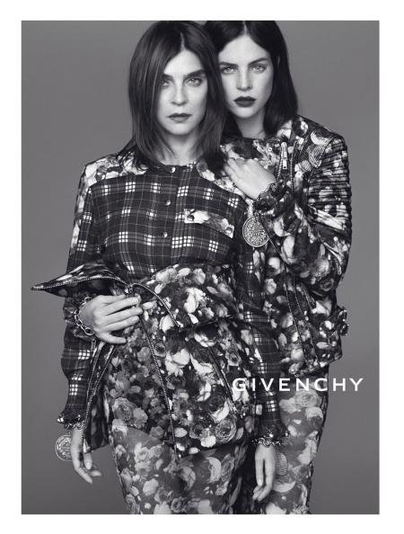 GIVENCHY FW 13.14 AD CAMPAIGN