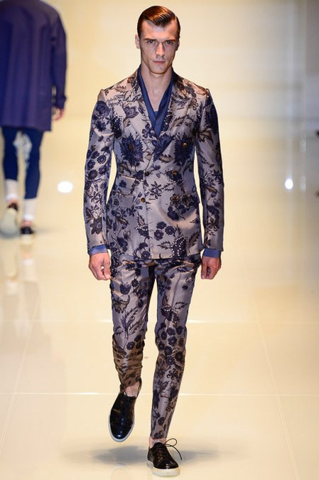 GUCCI SPRING SUMMER 2014 (2)