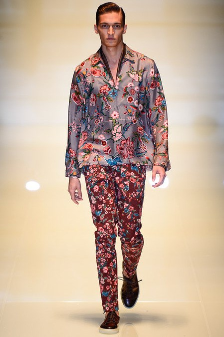 GUCCI SPRING SUMMER 2014 (32)