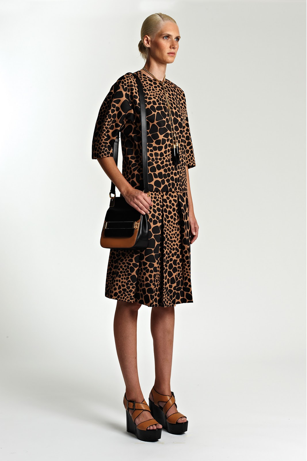 michael kors resort 2014 collection sos fashion alarm. Black Bedroom Furniture Sets. Home Design Ideas