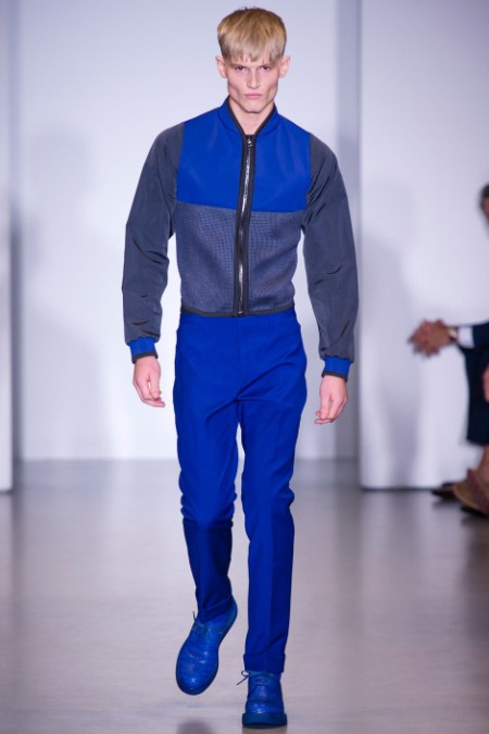 CALVIN KLEIN COLLECTION SPRING SUMMER 2014 MENSWEAR (11)