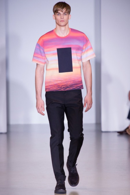 CALVIN KLEIN COLLECTION SPRING SUMMER 2014 MENSWEAR (14)