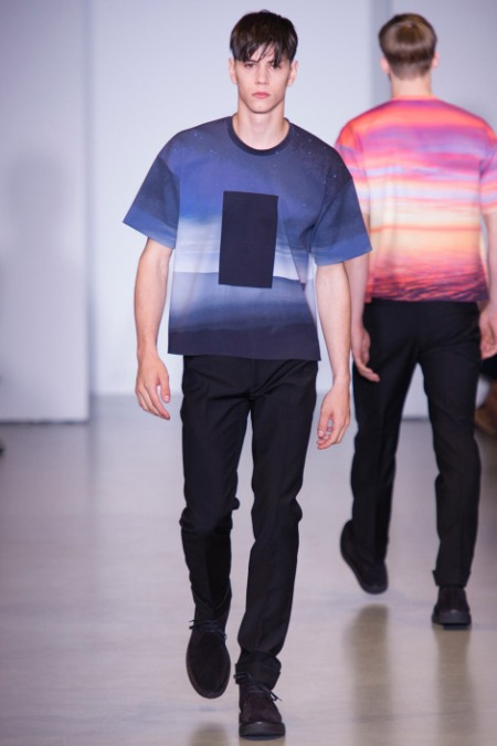 CALVIN KLEIN COLLECTION SPRING SUMMER 2014 MENSWEAR (15)