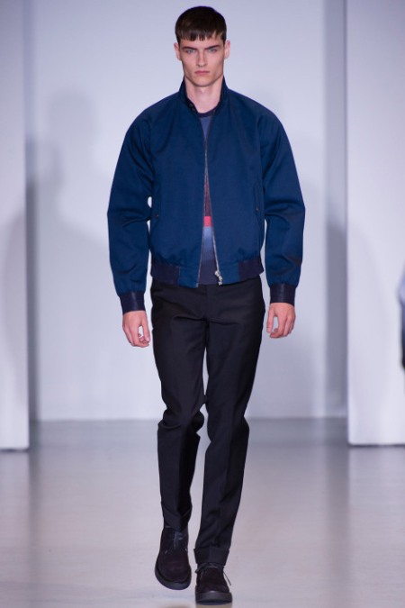 CALVIN KLEIN COLLECTION SPRING SUMMER 2014 MENSWEAR (17)