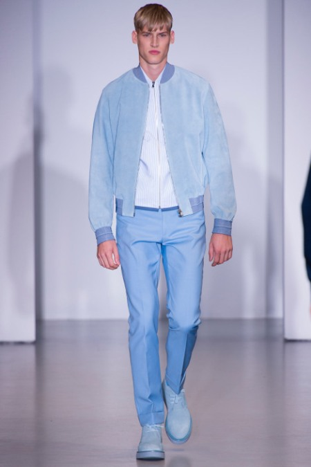 CALVIN KLEIN COLLECTION SPRING SUMMER 2014 MENSWEAR (18)