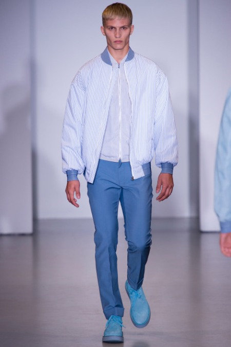 CALVIN KLEIN COLLECTION SPRING SUMMER 2014 MENSWEAR (19)