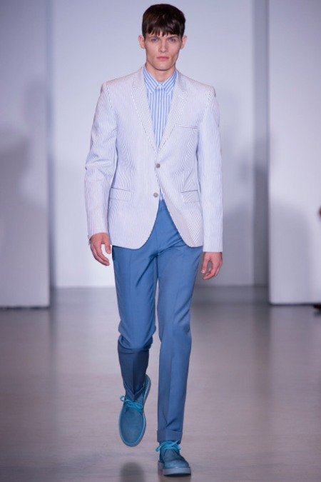 CALVIN KLEIN COLLECTION SPRING SUMMER 2014 MENSWEAR (21)